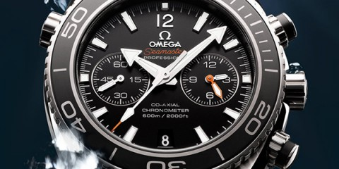 Swiss Omega Planet Sea 600m Replica