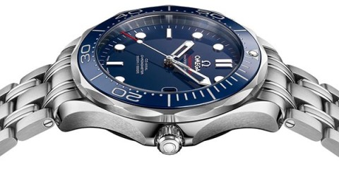 Omega Seamaster Diver Fake watch