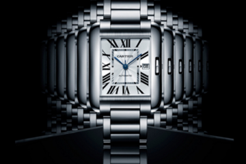 Cartier Tank Anglaise Replica watch