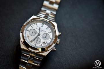 Vacheron Constantin Overseas Chronograph 5500V Copy watch