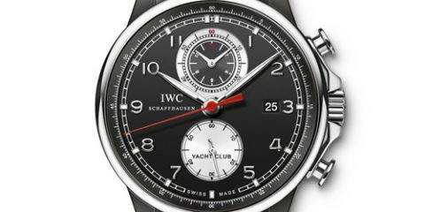IWC Portuguese Yacht Club Chronograph Replica watch