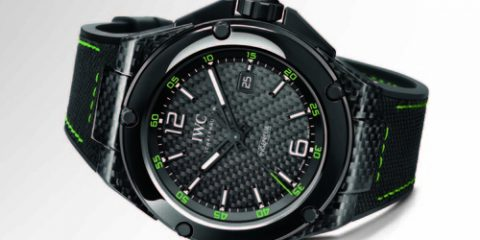 Carbon Fiber IWC Schaffhausen Ingenieur replica watch
