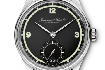 """IWC Portuguese Hand-Wound Eight Days Edition """"75th Anniversary"""""""