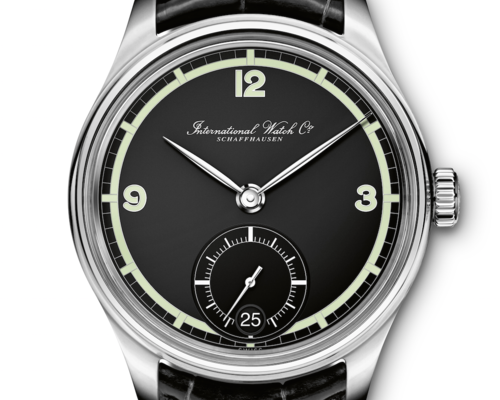 "IWC Portuguese Hand-Wound Eight Days Edition ""75th Anniversary"""