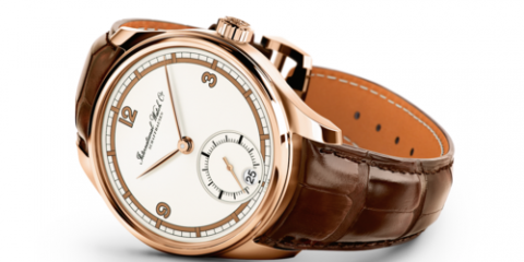IWC Portugieser Hand-Wound Eight Days watch replica