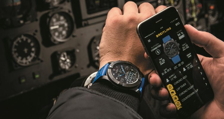 Breitling Exospace B55 Connected Replica