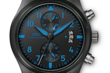 IWC Pilot's Watch Chronograph TOP GUN Boutique Replica