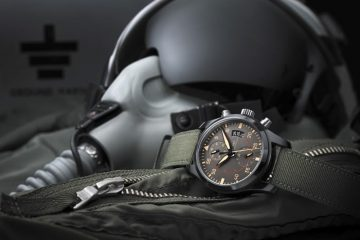 IWC Pilot Watch TOP GUN Chronograph Copy watch