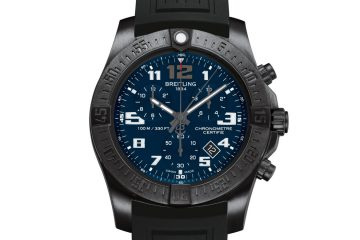 Breitling Chronospace Evo Night Mission replica