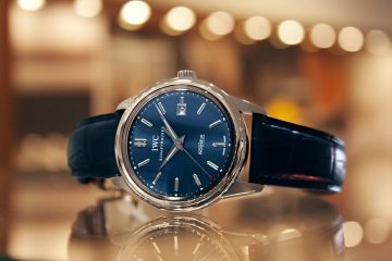 IWC Ingenieur Laureus Limited Edition replica