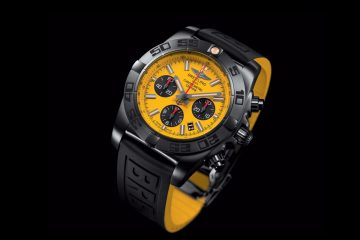 Breitling Chronomat 44 Blacksteel replica watch