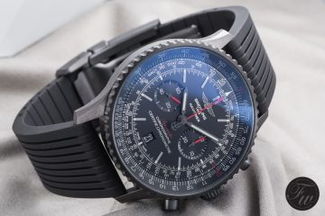 Breitling Navitimer 01 Blacksteel Chronograph replica watch
