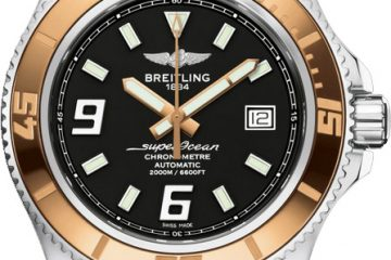 Breitling Superocean Abyss Replica