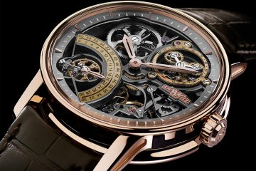 DeWitt Academia Skeleton Watch Watch Releases