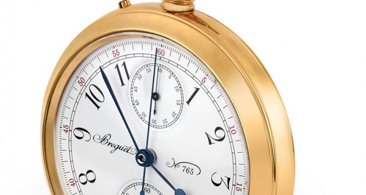 Breguet 765 Winston Churchill watch 1