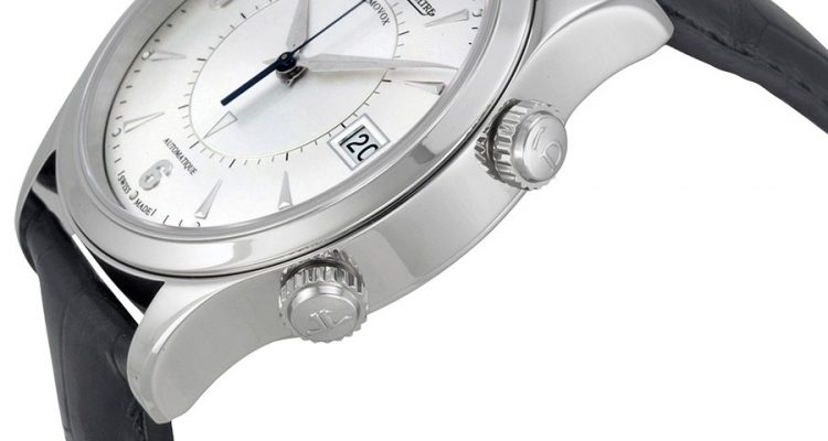 Jaeger LeCoultre Master Memovox Automatic Silver Dial Men's Watch Q1418430