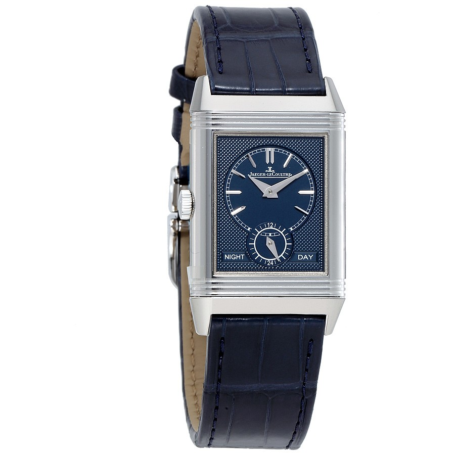 Jaeger LeCoultre Reverso Tribute Duoface Men's Watch Q3908420