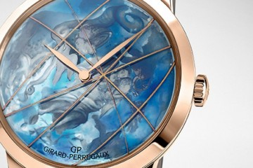 Girard-Perregaux Chamber of Wonders Replica Watch