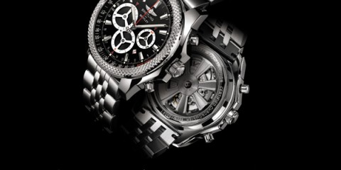 Take A Look At the Swiss Made Men's Breitling for Bentley Barnato Chronograph Replica Watch