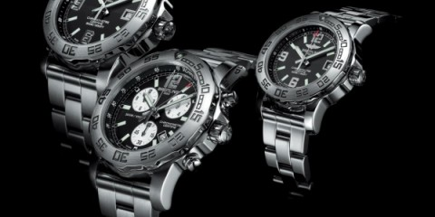Hand-on Swiss Made Stainless Steel Breitling Colt Chronograph Watch Replica