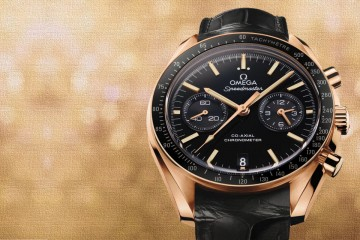 Omega Speedmaster Moonwatch Chronograph watch
