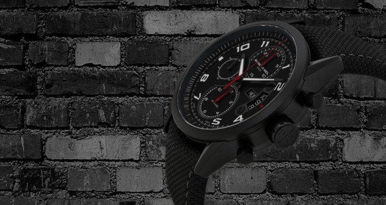 You Will Love This Cool and Unique Raymond Weil Freelancer Urban Black Watch