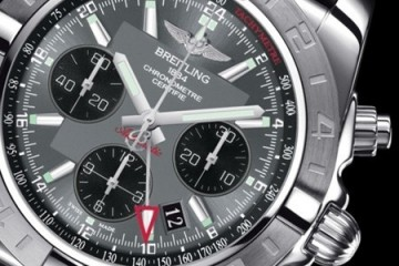 Breitling Chronomat 44 GMT Watch for Men