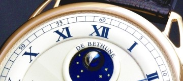 Rose Gold De Bethune DB25 Moon Phase