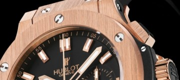 Hublot Big Bang Gold Watch Replica