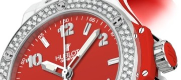 Hublot Big Bang Replica Watch for Valentine's Day 2010