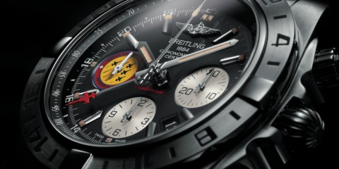 Breitling Chronomat 44 GMT 50th Anniversary Patrouille