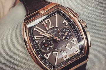 Franck Muller Vanguard Chronograph replica watch