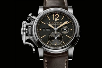 mens Graham Chronofighter Vintage watch replica