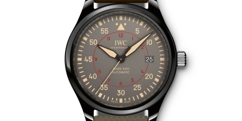 IWC Mark XVIII Top Gun Miramar replica