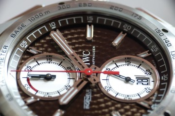 IWC Ingenieur Chronograph Silberpfeil watch replica