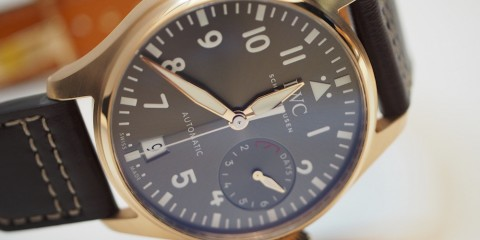 IWC Big Pilot's Watch Spitfire Watch Replica Ref.IW500917
