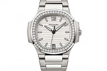 diamonds Patek Philippe Nautilus Jumbo watch replica