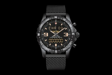 Breitling Chronospace Military replica