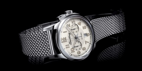 Breitling Transocean Chronograph 1915 Monopusher Chronograph replica