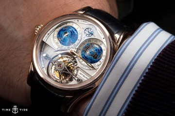 Montblanc Tourbillon Cylindrical Geosphere 2016 replica watch