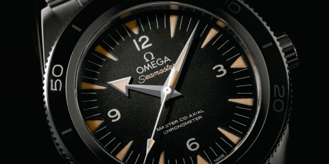 Omega Seamaster 300 Dive replica watch