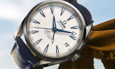 Omega Seamaster Aqua Terra Goodplanet replica watch