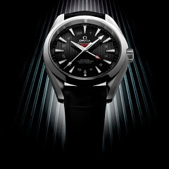 Omega Seamaster Aqua Terra GMT replica watch