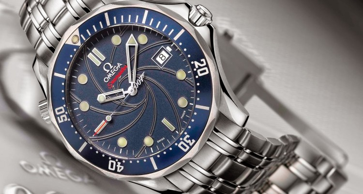 Omega Seamaster James Bond 007 watch replica