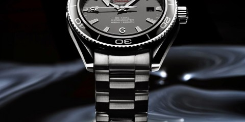 Omega Replica Seamaster Planet Ocean Liquidmetal® watch replica