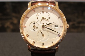 Blancpain Villeret Dual Time Zone replica watch