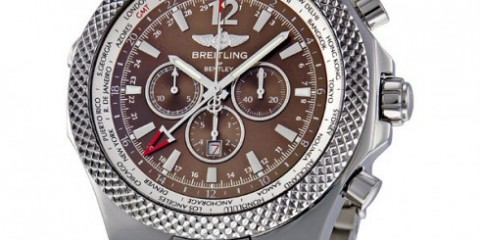 Breitling Bentley GMT Bronze Dial Chronograph replica
