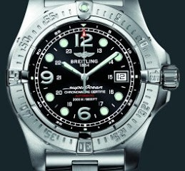 Breitling SuperOcean Steelfish watch replica