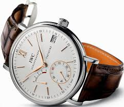 IWC Portofino Hand Wound 8 days replica watch