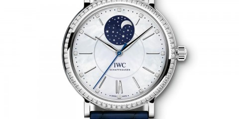 IWC Portofino Midsize Automatic Moon Phase replica watch
